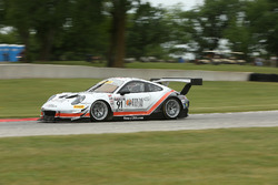 #91 Wright Motorsports Porsche 911 GT3 R: Anthony Imperato