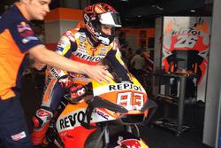Марк Маркес, Repsol Honda Team із новим обтічником