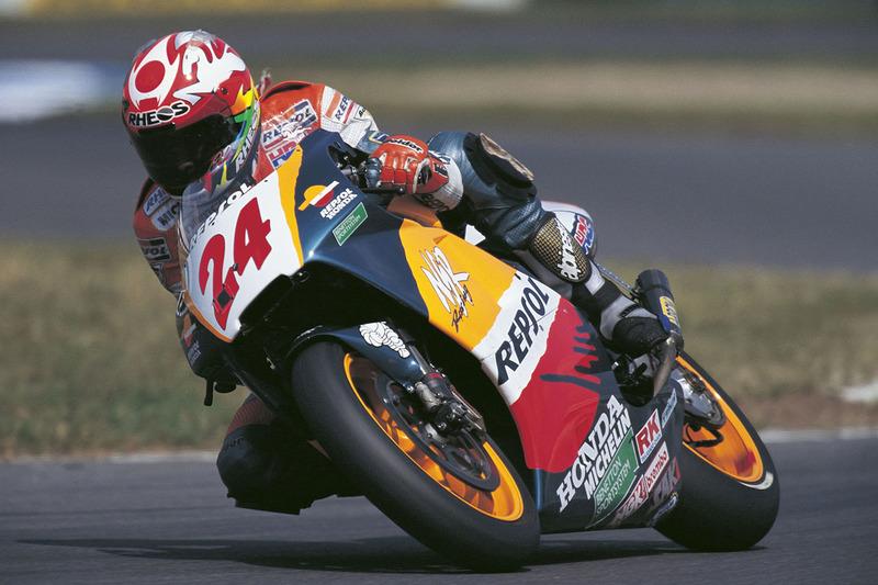 1997. Takuma Aoki - Gran Premio de Malasia - 5º