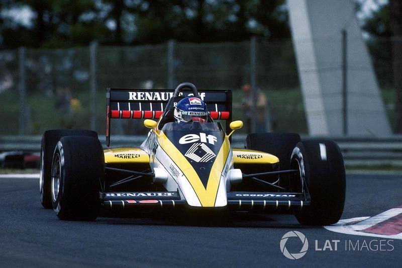 Patrick Tambay, Renault RE60