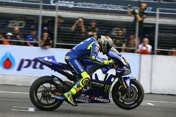 Valentino Rossi, Yamaha Factory Racing practice start