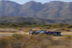 Formule E car