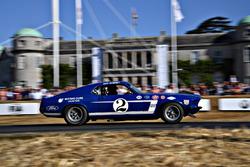 Ford Boss Mustang 302 Don Dimitriadis