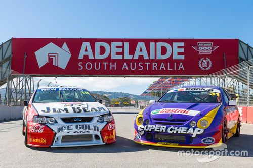 20º aniversario de Adelaide 500