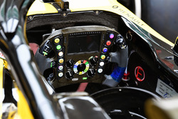 Renault Sport F1 Team R.S. 18 steering wheel