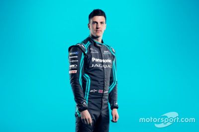 Annuncio James Calado Jaguar Racing