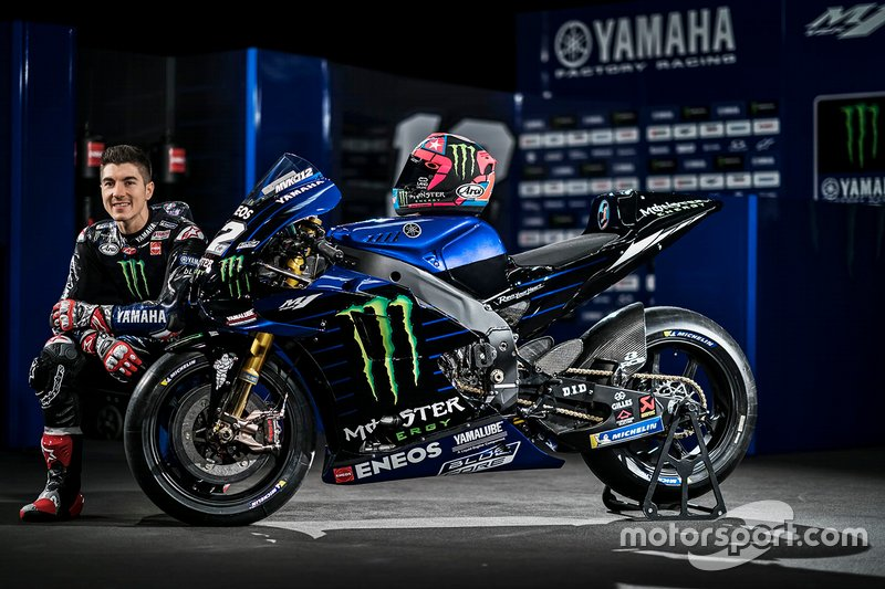 Monster Energy Yamaha MotoGP - Maverick Viñales