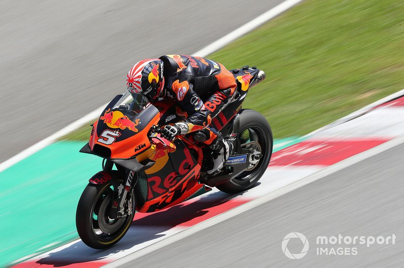 Жоан Зарко, Red Bull KTM Factory Racing