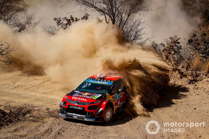 Esapekka Lappi, Janne Ferm, Citroen World Rally Team, Citroen C3 WRC