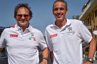 Paolo Andreucci, David Castiglioni, Peugeot Sport Italia
