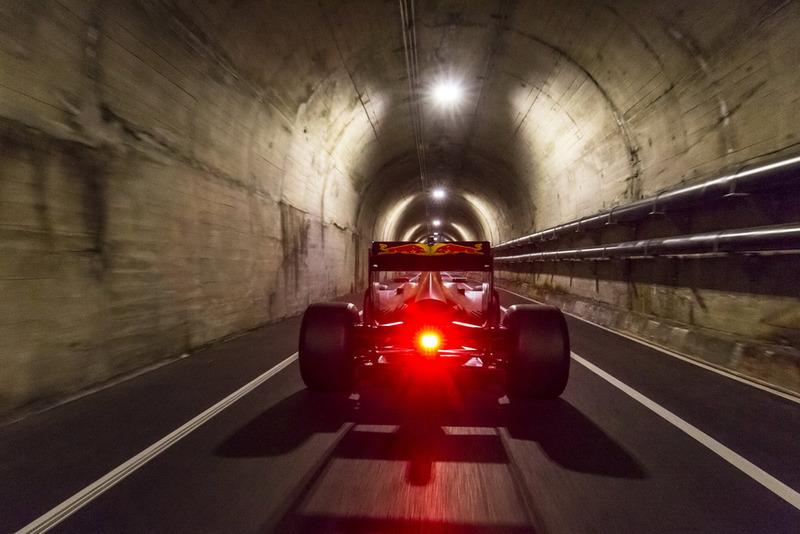 Daniel Ricciardo, Red Bull Racing di San Francisco