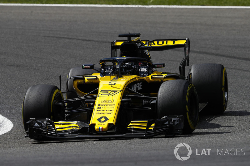 14 місце — Ніко Хюлькенберг (Німеччина, Renault) — коефіцієнт 2001,00