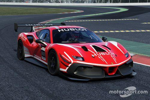 Ferrari eSports Series announcement