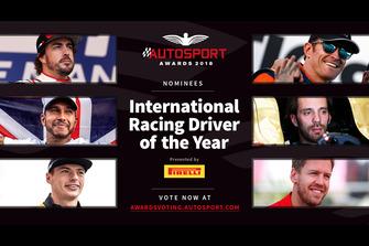 Autosport Awards 2018: International Racing Driver of the Year