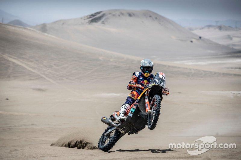 #77 Red Bull KTM Factory Racing KTM: Лусіано Бенавідес