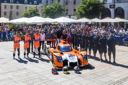 #45 Algarve Pro Racing Ligier JS P217 Gibson: Mark Patterson, Matt McMurry, Vincent Capillaire