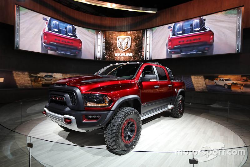 Dodge Ram Rebel Trx Op North American International Auto Show