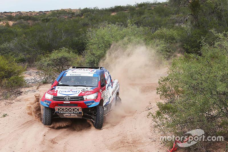 #206: Erik van Loon/Wouter Rosegaar – Toyota Hilux Overdrive