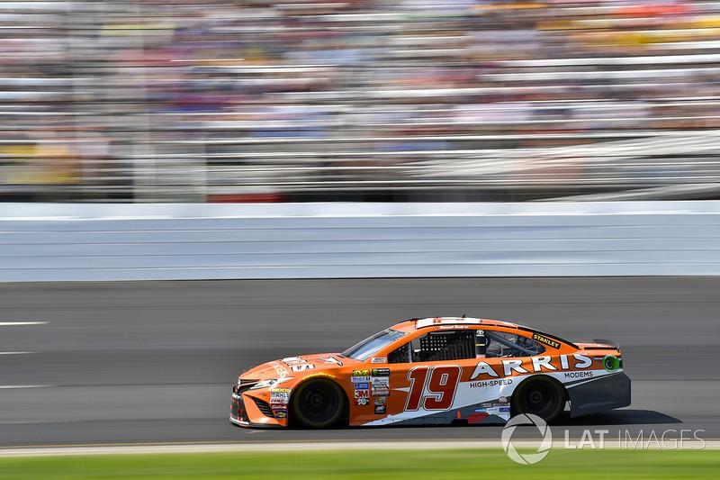 Daniel Suárez, Joe Gibbs Racing Toyota