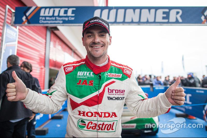 Норберт Міхеліс, Honda Racing Team JAS