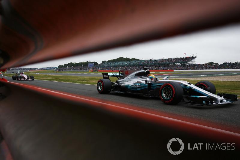 Гран Прі Великої Британії 2017, Mercedes F1 W08 EQ Power+
