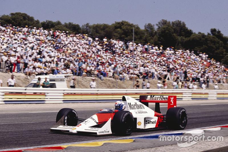 #15: McLaren MP4/5 (1989)