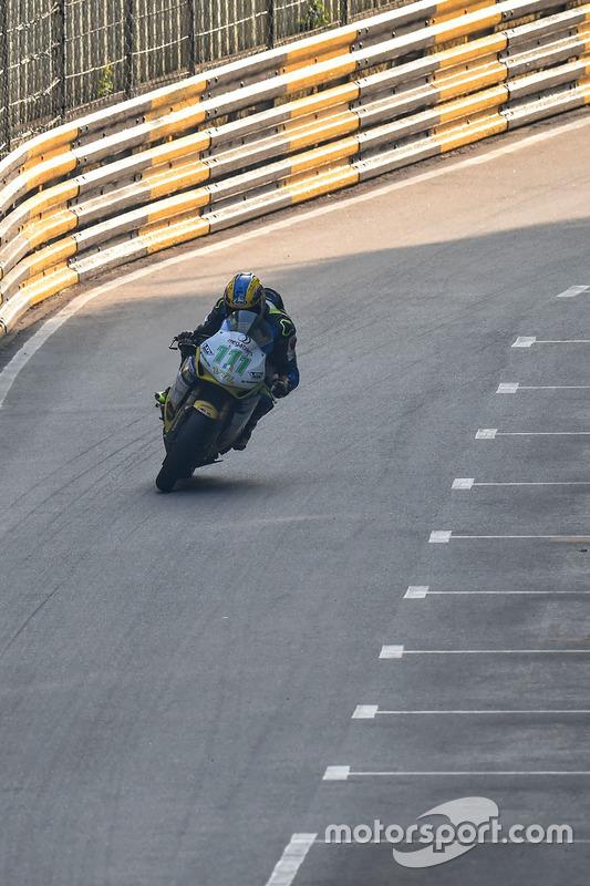 17. Brian McCormack, Honda