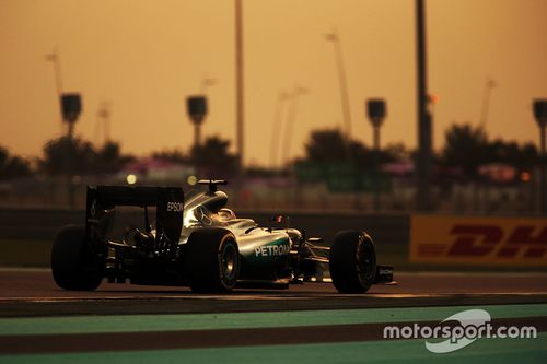 Abu Dhabi Grand Prix - Qualifying