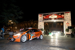 Simone Campedelli, Pietro Elia Ometto, Ford Fiesta R5, Orange1 Racing