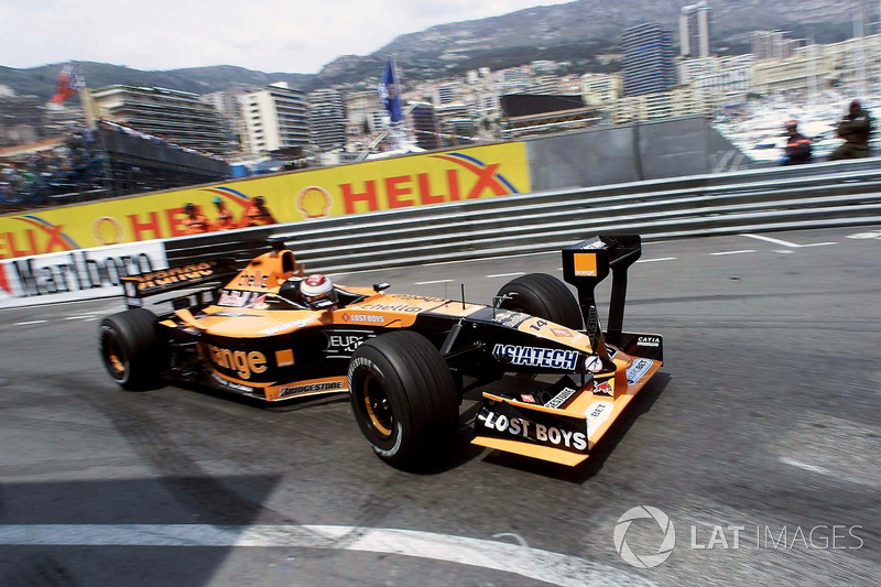 Jos Verstappen, Arrows Asiatech A22