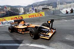Jos Verstappen, Arrows Asiatech A22