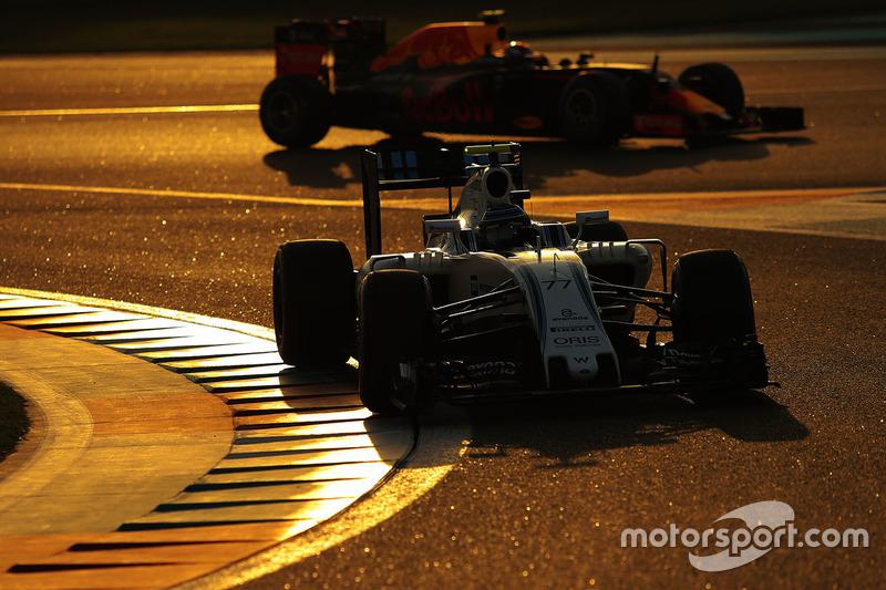 Valtteri Bottas, Williams F1 Team