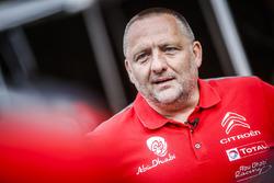 Yves Matton, director de Citroën Motorsport