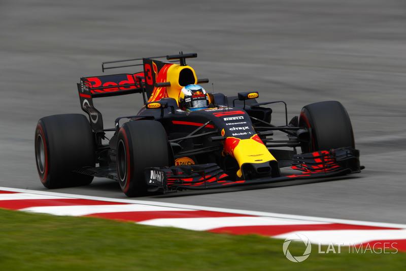 3. Daniel Ricciardo, Red Bull Racing RB13