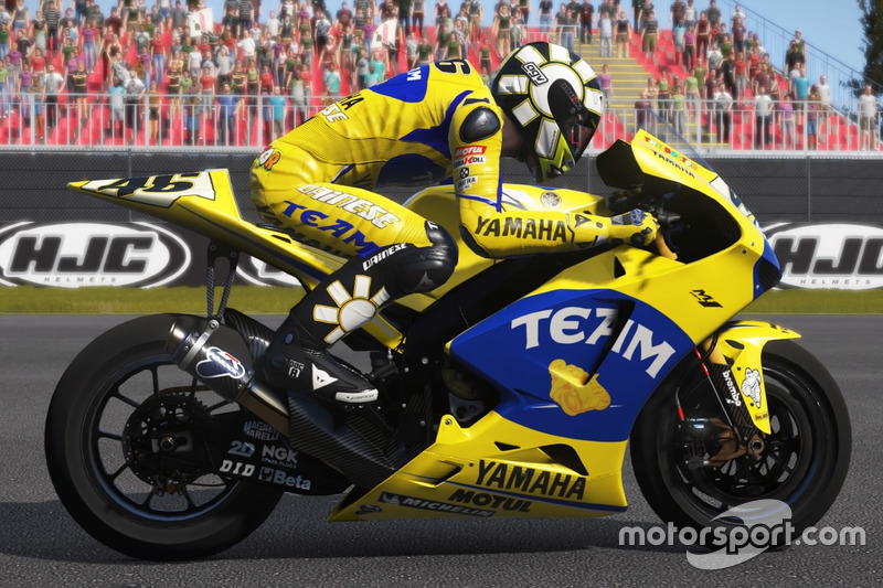 Valentino Rossi, Yamaha YZR-M1 2006
