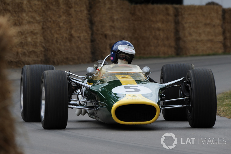 Chris McAllisteri, Lotus 49