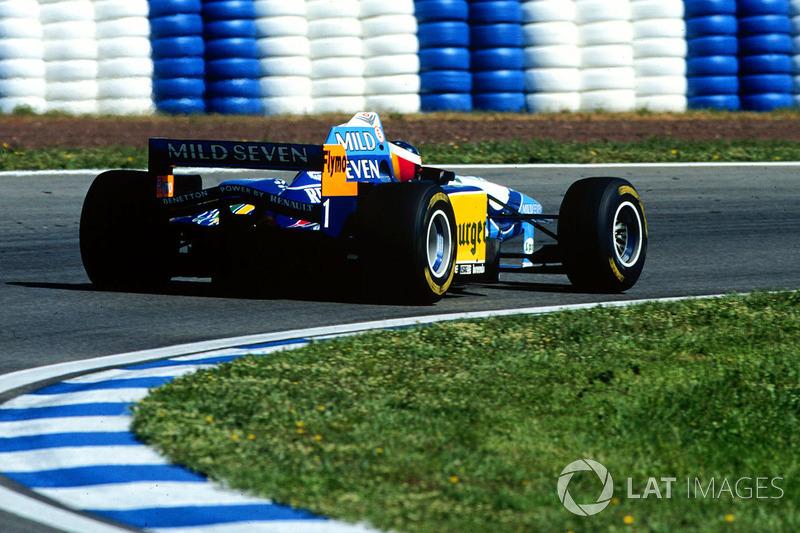 1995 Spanyol GP