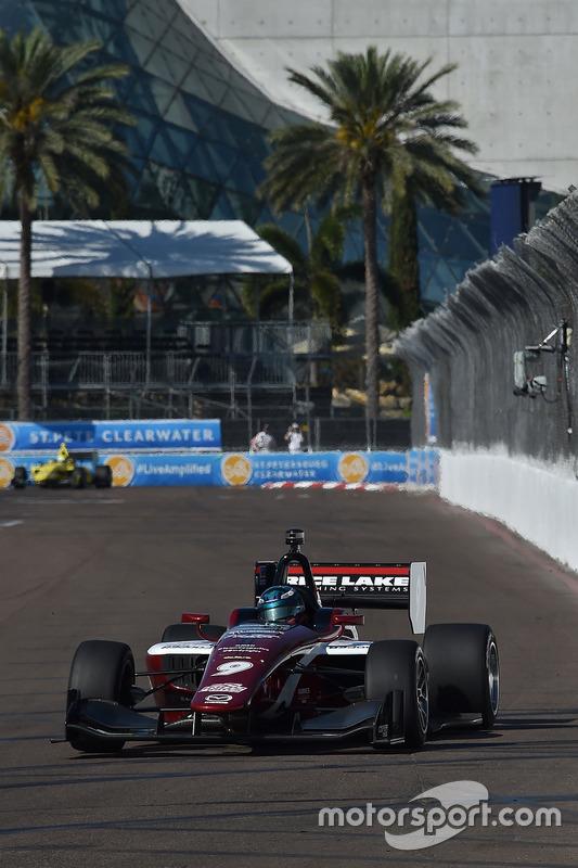 Aaron Telitz, Belardi Auto Racing