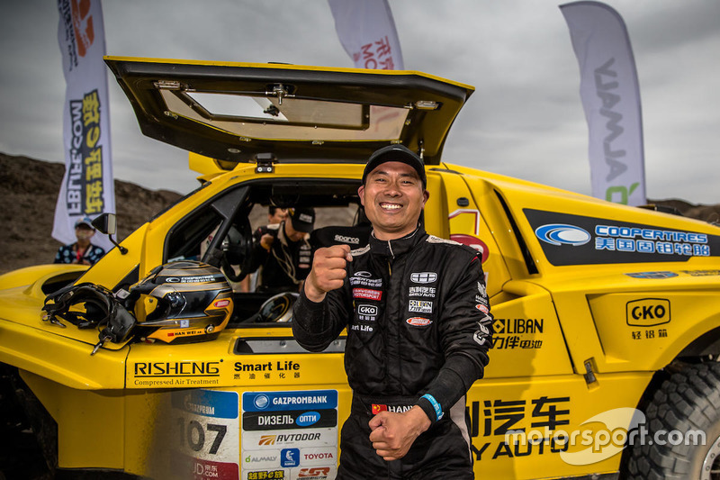 #107 Wei Han, Geely SMG