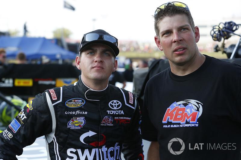 Noah Gragson, Kyle Busch Motorsports Toyota