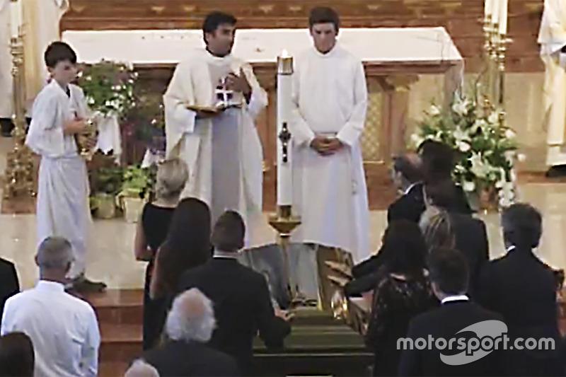 Pemakaman Nicky Hayden