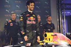 Daniel Ricciardo, Red Bull Racing con el RB12