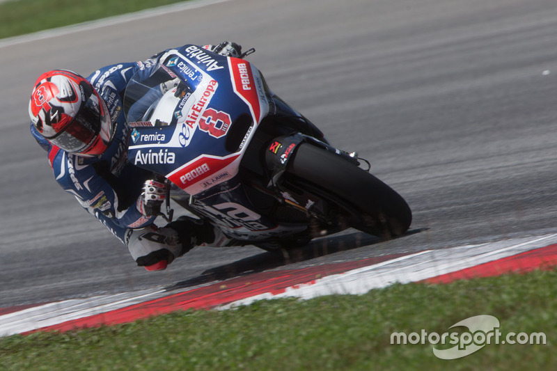Hector Barbera (Avintia-Ducati): Startnummer 8