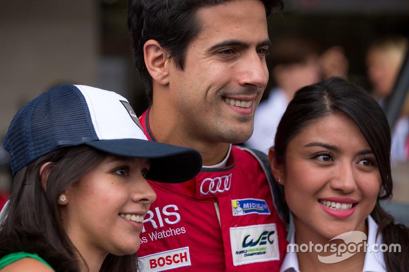 Audi Sport Team Joest: Lucas di Grassi