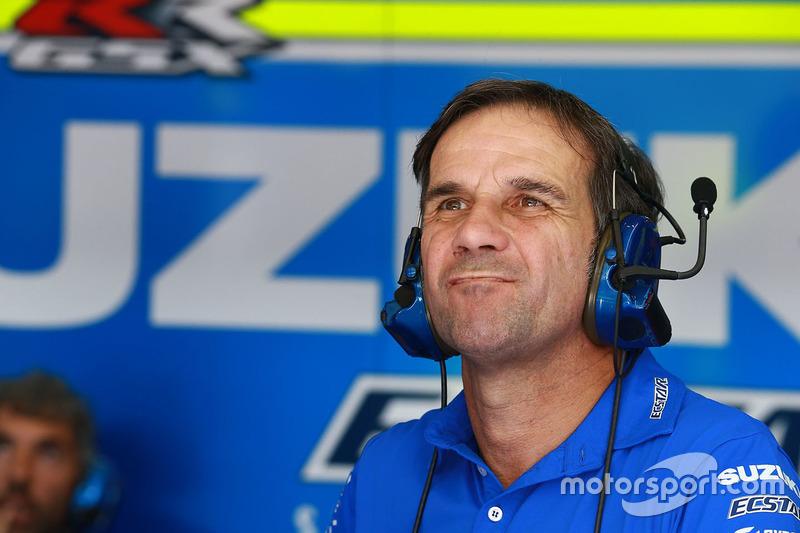 Davide Brivio, Team Manager Suzuki MotoGP