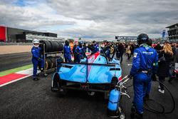 #25 Algarve Pro Racing Ligier JSP2 Nissan : Michael Munemann, Parth Ghorpade, Chris Hoy