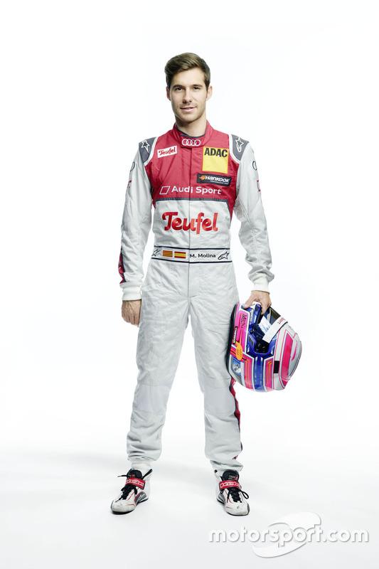 #17: Miguel Molina, Abt-Audi