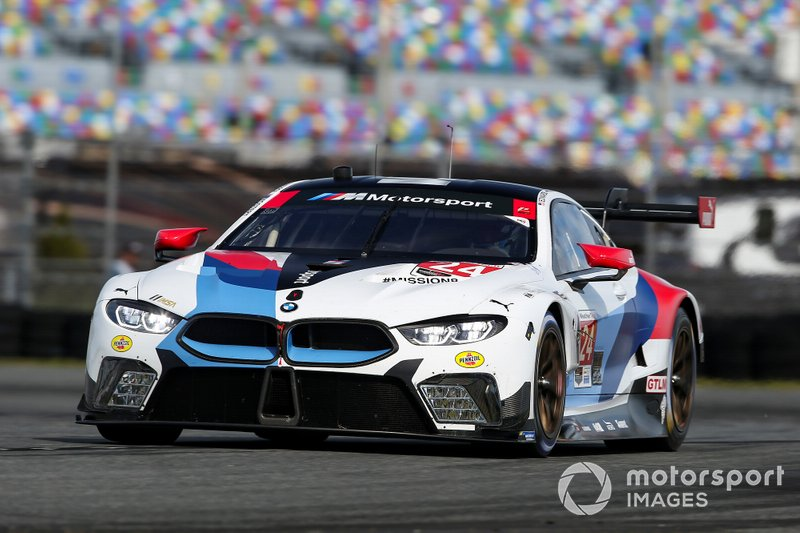 #24 BMW Team RLL, BMW M8 GTE (GTLM)