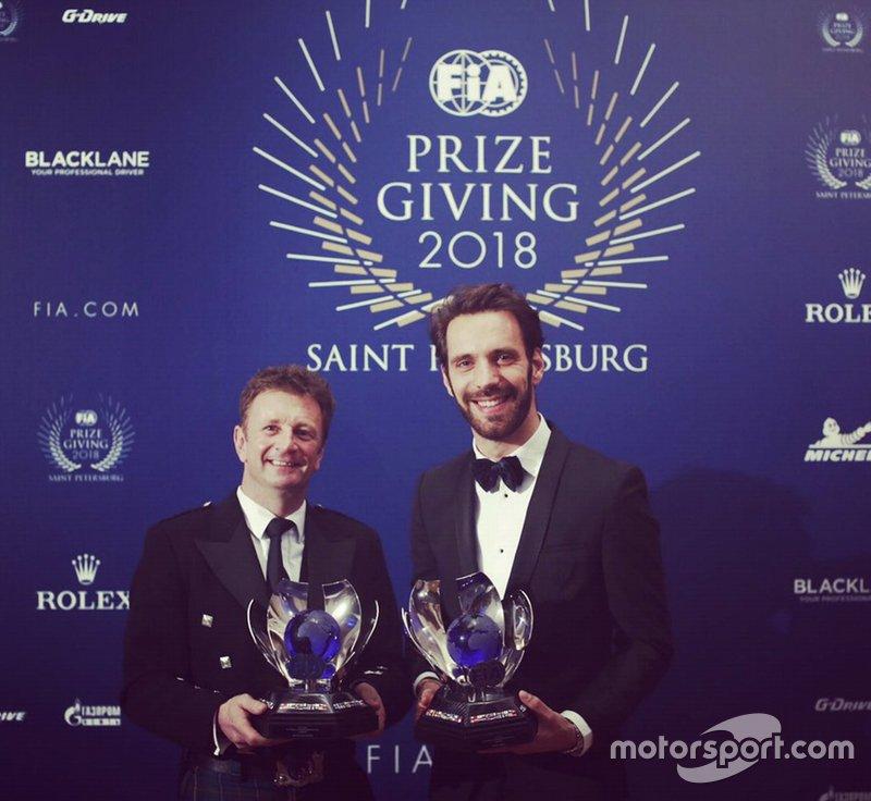 FIA Formula E Championship 2017 - 2018: Jean-Éric Vergne (Pembalap) and Audi Sport ABT Schäffler (Tim)