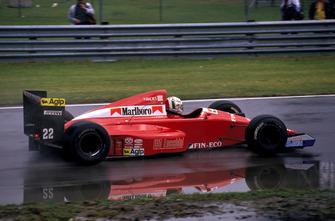 Andrea de Cesaris, BMS Dallara F189